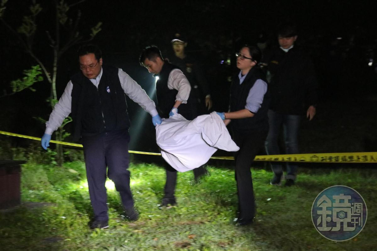 警方初步確認後將潘女遺體送往第二殯儀館,詳細死因仍待釐清。