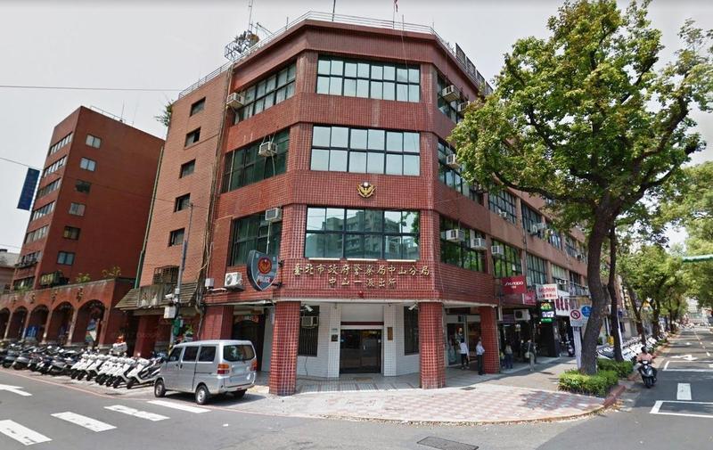 中山分局中山一派出所所長林崇成等人,被控按月向轄區酒店「曉」收賄超過2年。