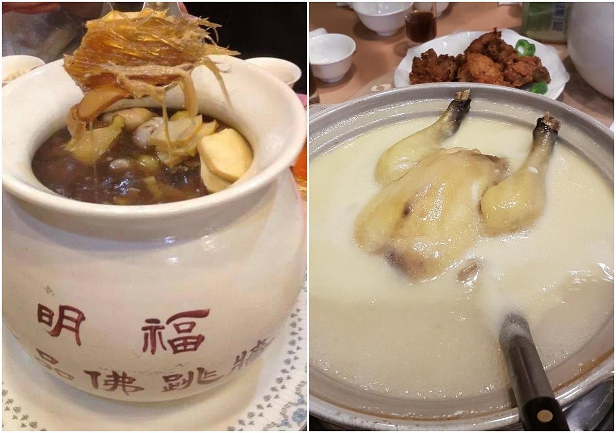 以佛跳牆、糯米雞出名的「明福台菜」,是台北唯一沒有出席米其林頒獎典禮的一星餐廳。