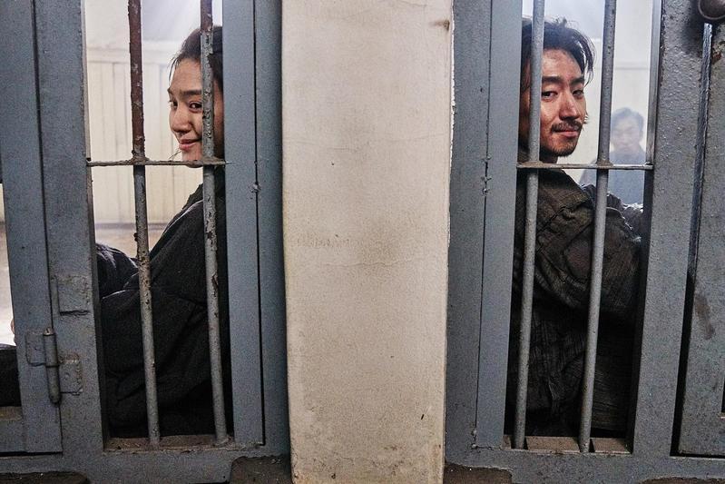 韓星李帝勳與女星崔文慶合作電影《朴烈:逆權年代》,互稱對方是角色不二人選。(華聯國際提供)