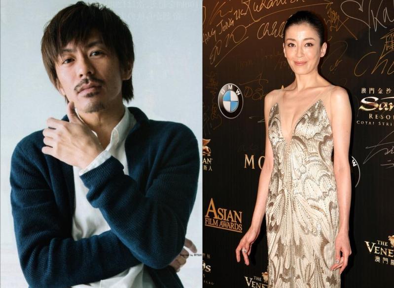 V6森田剛宣布與宮澤理惠結婚。(翻攝自網路)