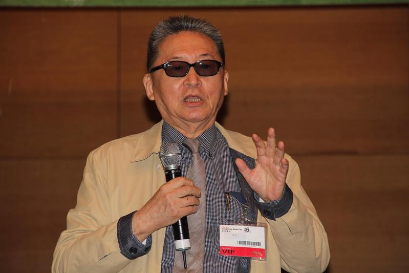 83歲作家李敖罹患腦瘤,今過世。(東方IC)