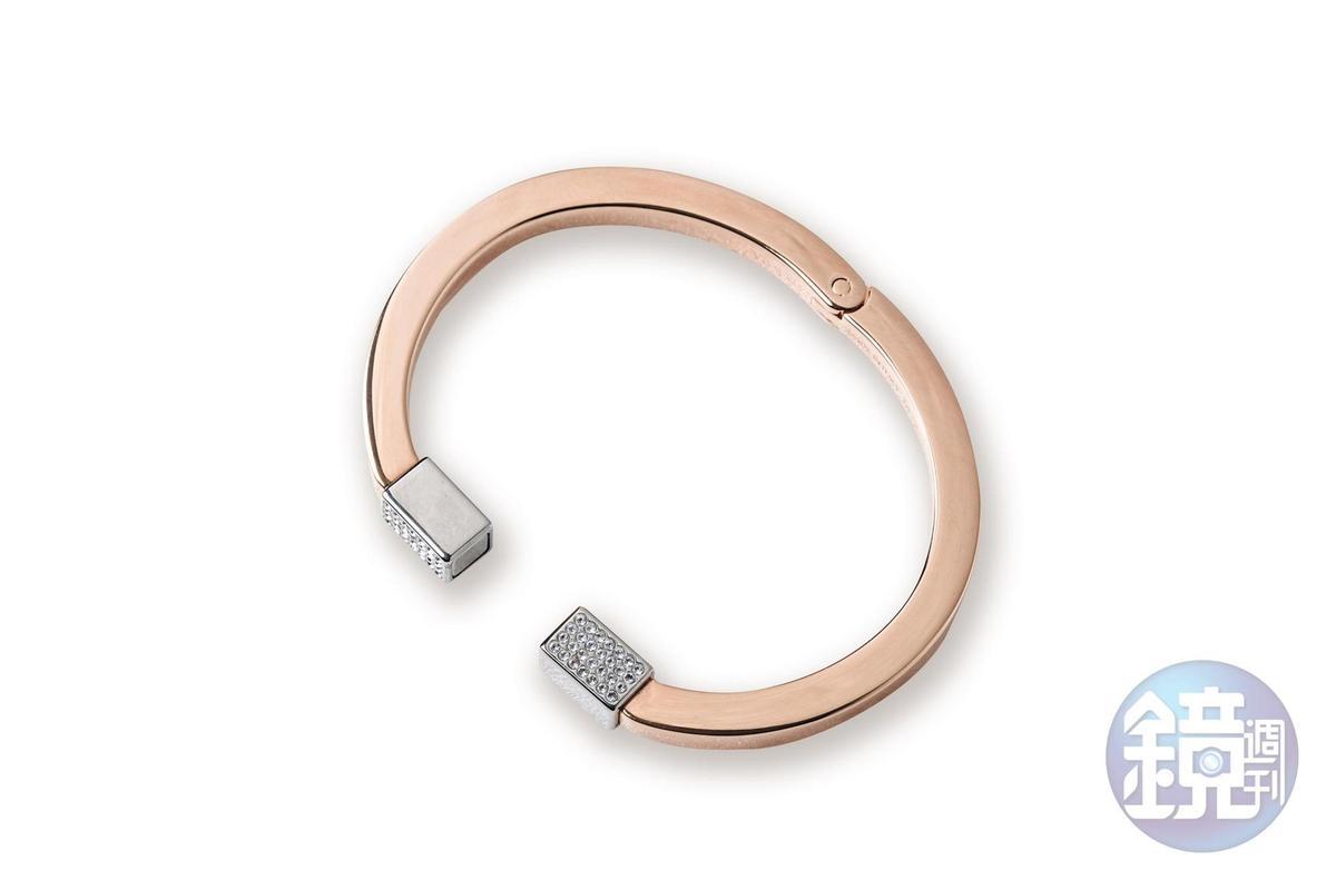 VITAFEDE長方體手環,NT$24,100。