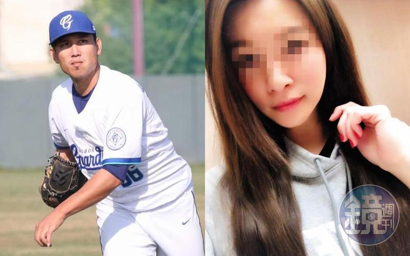 【球星蜘蛛網】「想要愛愛嗎」 黃勝雄約砲鄭凱文女友