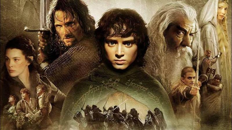 托爾金的奇幻小說《魔戒》將拍成影集,亞馬遜影業將會投下5億美元的天價成本來製拍,成為史上最燒錢影集。(翻攝自網路)