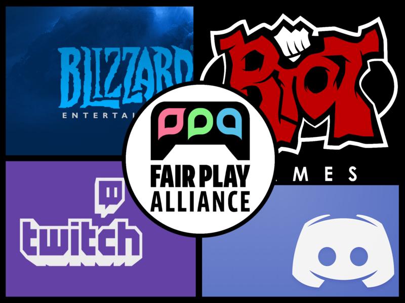 為求更友善的遊戲生態,超過30家遊戲大廠加盟FPA
