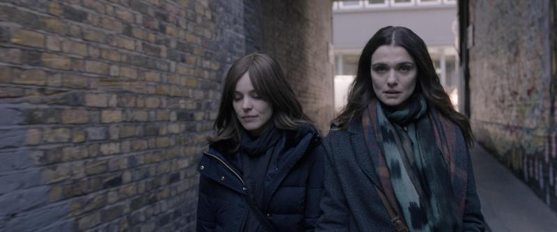 兩位瑞秋女神在《離經叛愛》大談禁忌百合戀,兩人在片中更有大膽激情戲。(金馬執委會提供)
