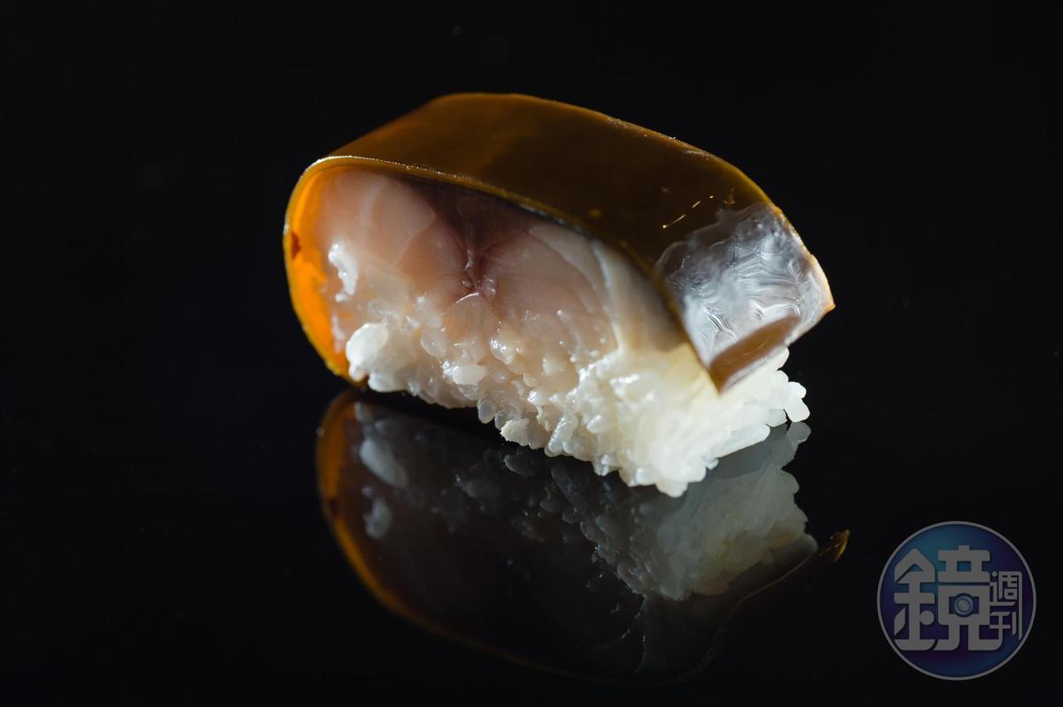 松前壽司。