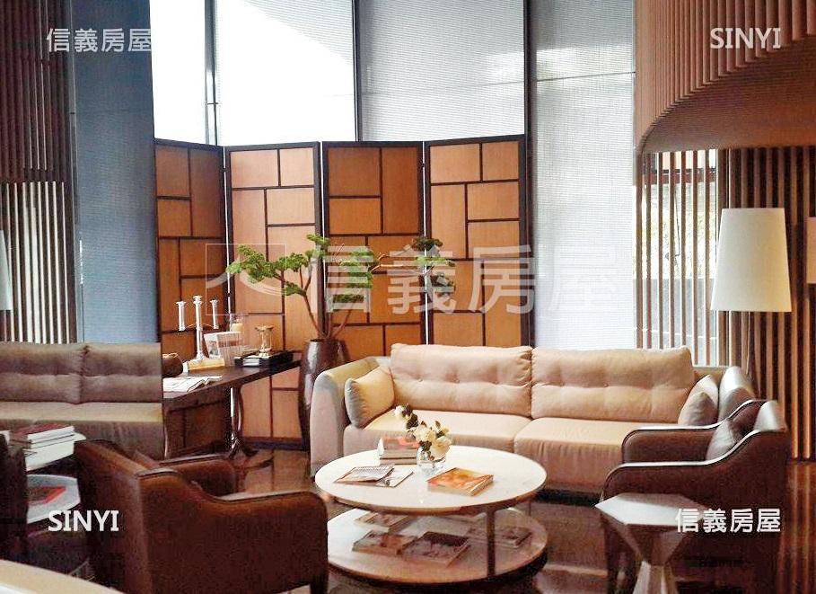 根據室內設計示意圖,裡頭營造的氣氛相當高雅;多位名人都在此有投資。(翻攝自信義房屋)