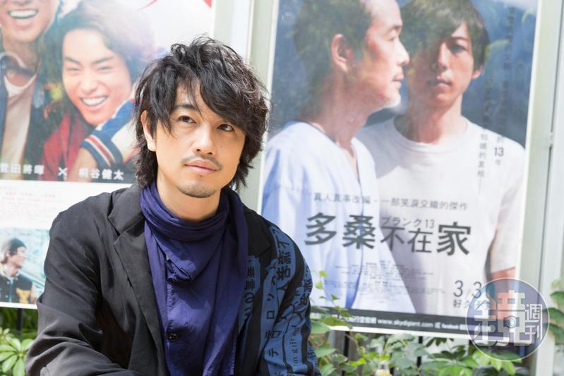 齊藤工集演員、導演、影評人、主持人、編劇等身分於一身的豐富資歷,成為他的多元發展的實力。