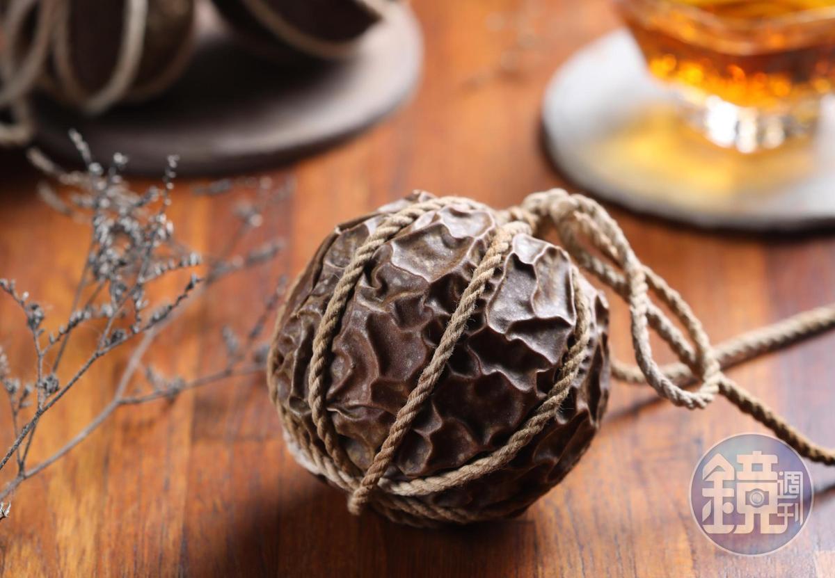 結合附近有機果園,「好茶咖啡工作室」也有百香果柑茶DIY。(450元/2小時)