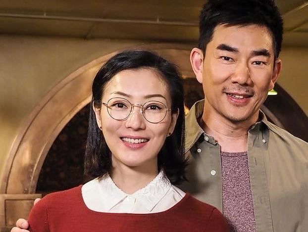 任賢齊與鄭秀文16年後再度合作,2人充滿期待,小齊還為角色增胖15公斤。(寰亞電影提供)