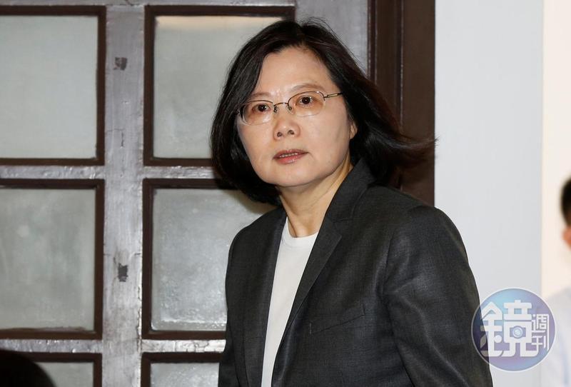 監察院今公布最新一期的廉政專刊,蔡英文存款增加225萬7,464元。
