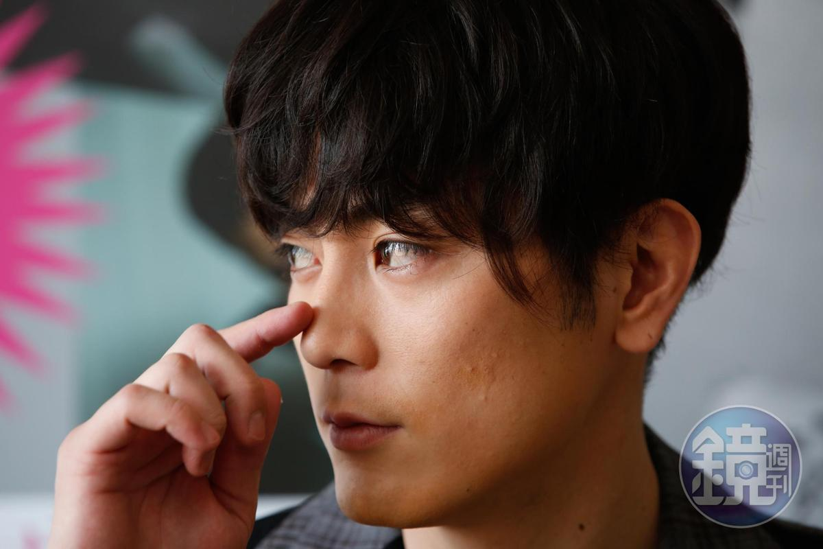 即將邁入25歲,間宮祥太朗希望在30歲前儘量挑戰更多的作品。