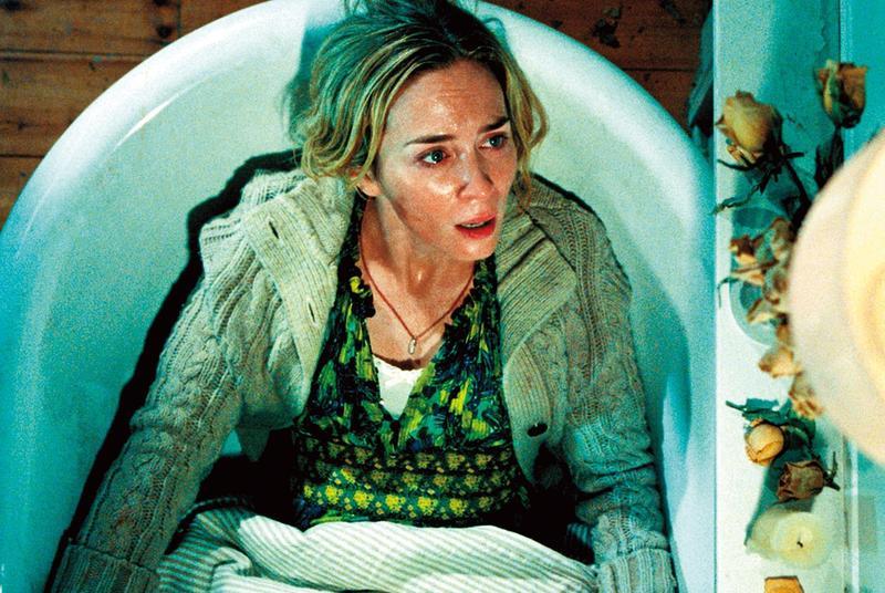 艾蜜莉布朗在生完第二胎後,對於片中母親不顧一切對抗怪物、保護家人,感同身受。