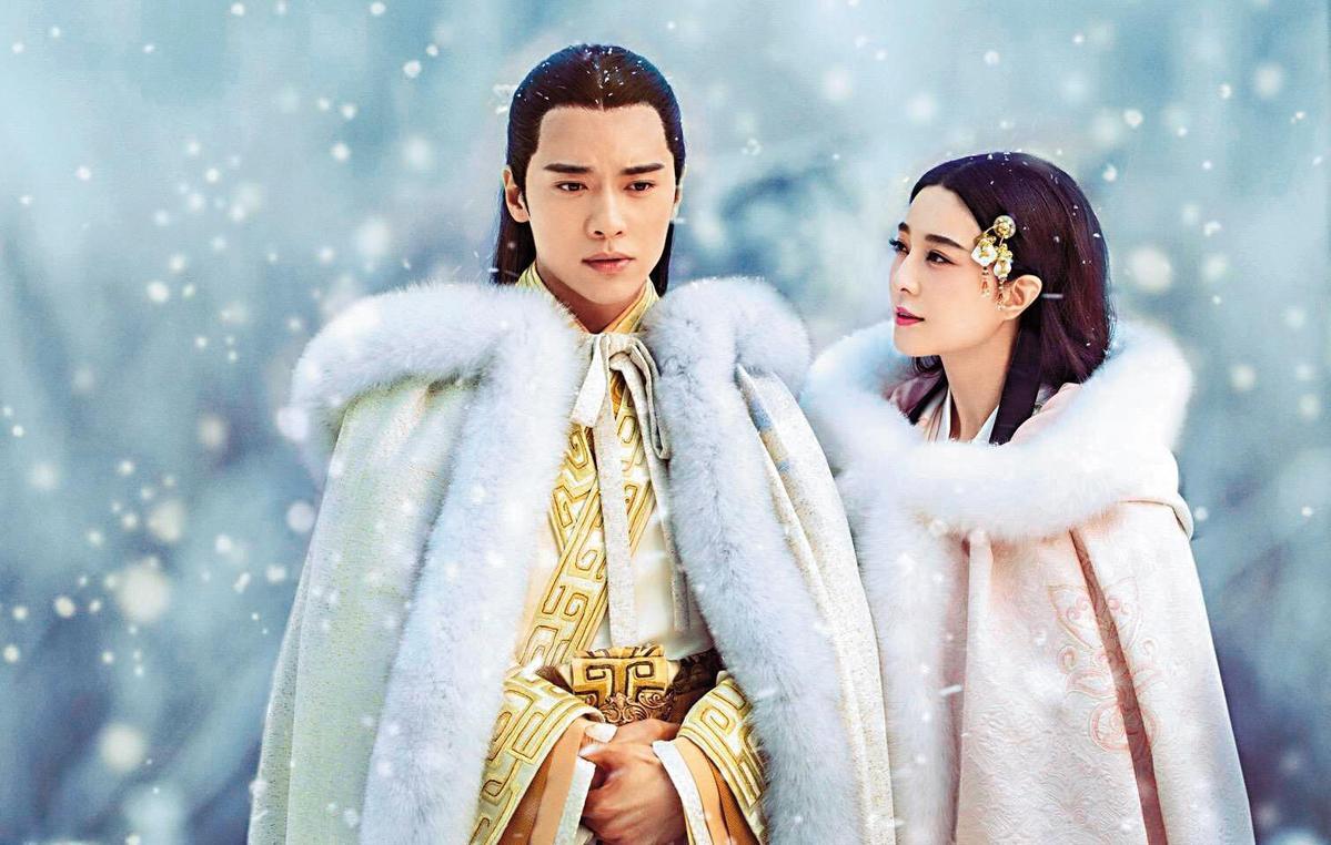 范冰冰近來衰事不斷,新劇《巴清傳奇》男主角高雲翔(左)涉嫌性侵,恐怕無法在中國順利上映。