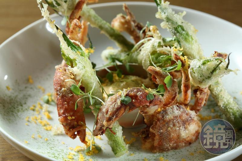 在「Longtail」餐酒館,可以品嘗到Fine Dining水準的料理。