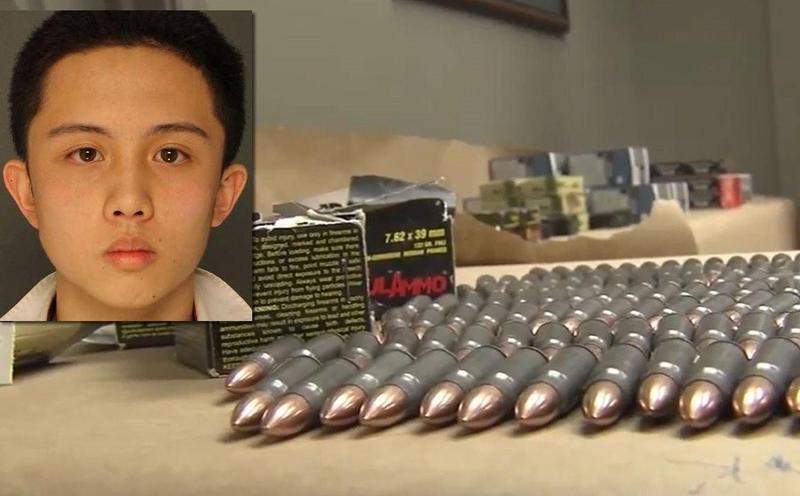 孫安佐在美犯案的狀態對他愈來愈加不利。(翻攝abc7news網站)