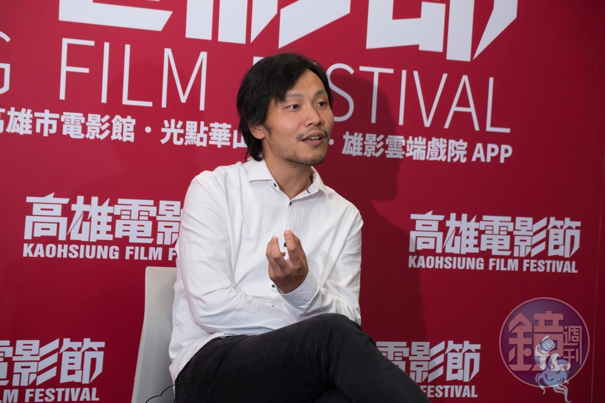 應亮曾隨短片《9月28日晴》《媽媽的口供》等片多次出席高雄電影節。