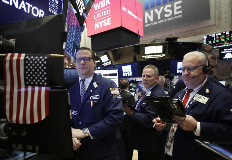 美股市值規模大,想改變趨勢相對需要更大的力量。(東方IC)