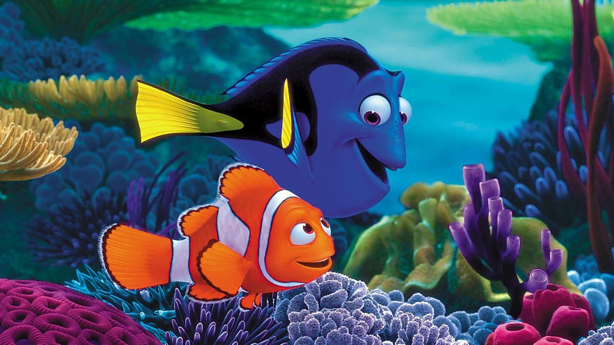 透過不斷地修正和討論,《海底總動員》最後呈現給觀眾的是父母放手讓孩子成長的故事。(翻攝自pixarwiki.com)