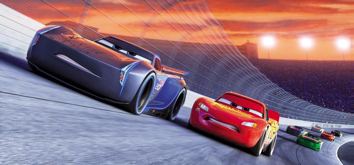 史考特莫斯曾擔任皮克斯動畫片《Cars3:閃電再起》的故事總監。(東方IC)