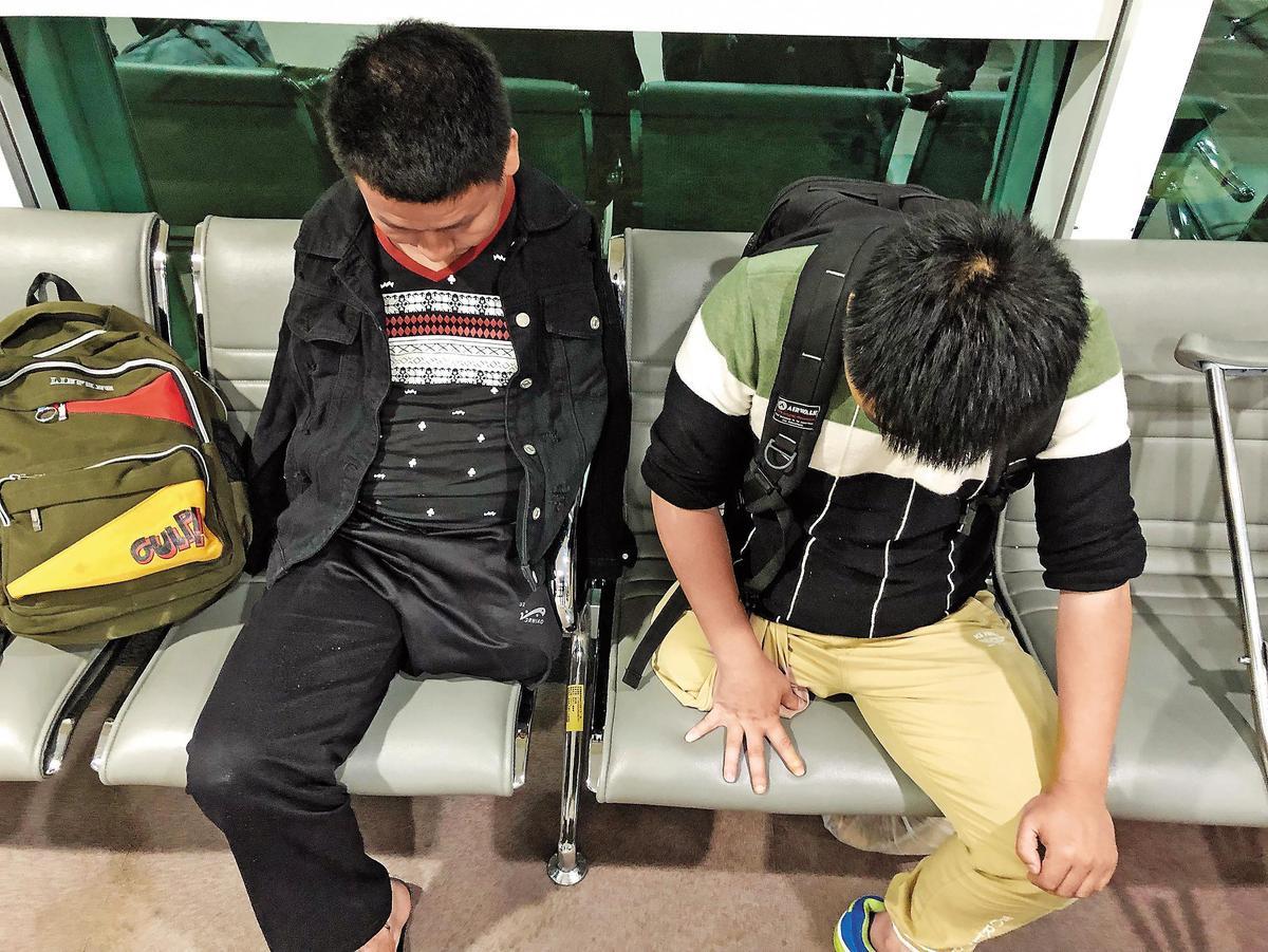 身障者在中國難有工作機會,為補貼家用只好離鄉背井來台乞討。