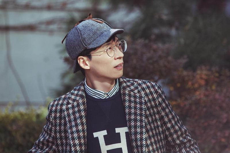 韓國知名主持人劉在錫最新綜藝節目《Busted! 明星來解謎》由Netflix獨家首映。(Netflix提供)