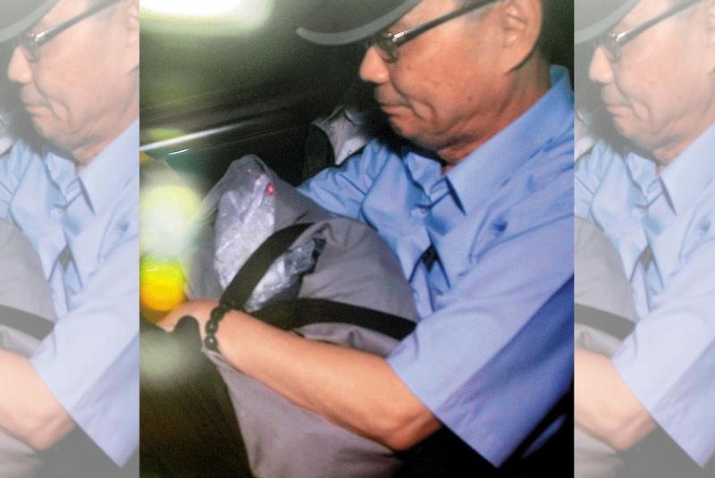 台中高分院前法官胡景彬擁3妻6子,涉嫌收賄遭判刑,今年1月假釋遭質疑有高人護航。(聯合知識庫)