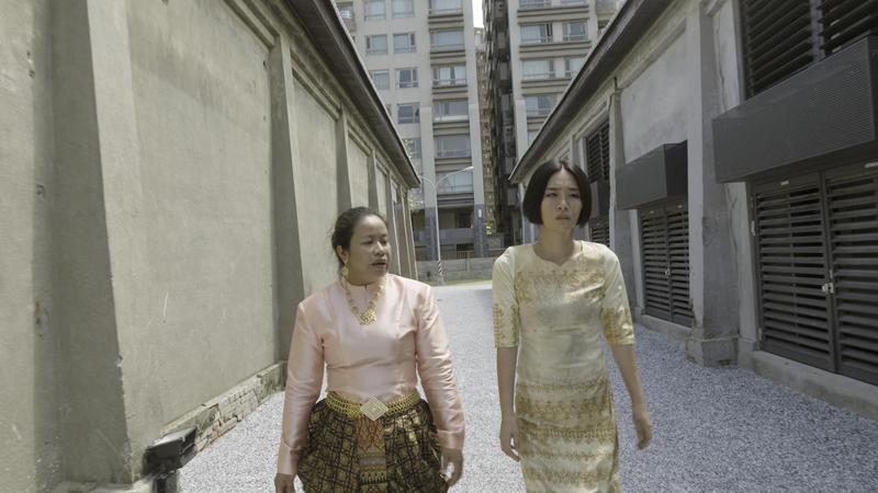趙德胤曾以「高雄拍」短片《海上皇宮》獲高雄電影節國際短片競賽台灣獎。(岸上影像提供)