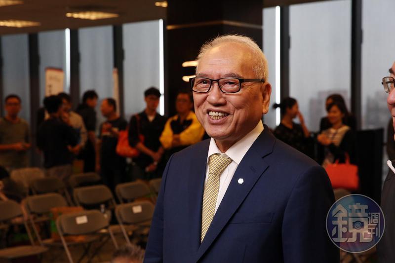 克緹國際總裁陳武剛也是車迷,還成立台灣蒙地拿代理法拉利等超跑。