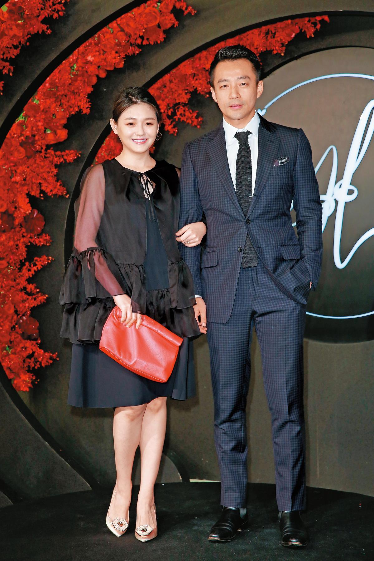 去年6月,大S和汪小菲一同出席好友安以軒的婚宴,身材已瘦了不少。