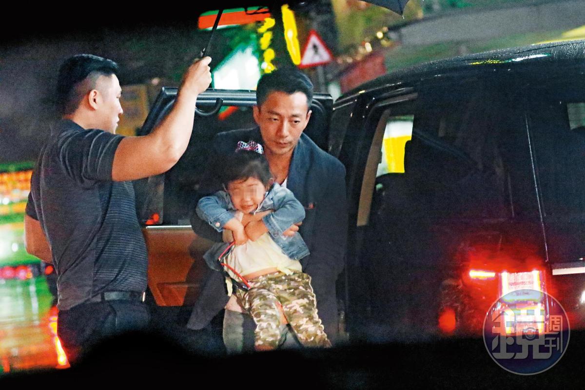 汪小菲非常疼愛寶貝女兒汪希玥,曾因為她哭鬧而臨時取消出國的會議。