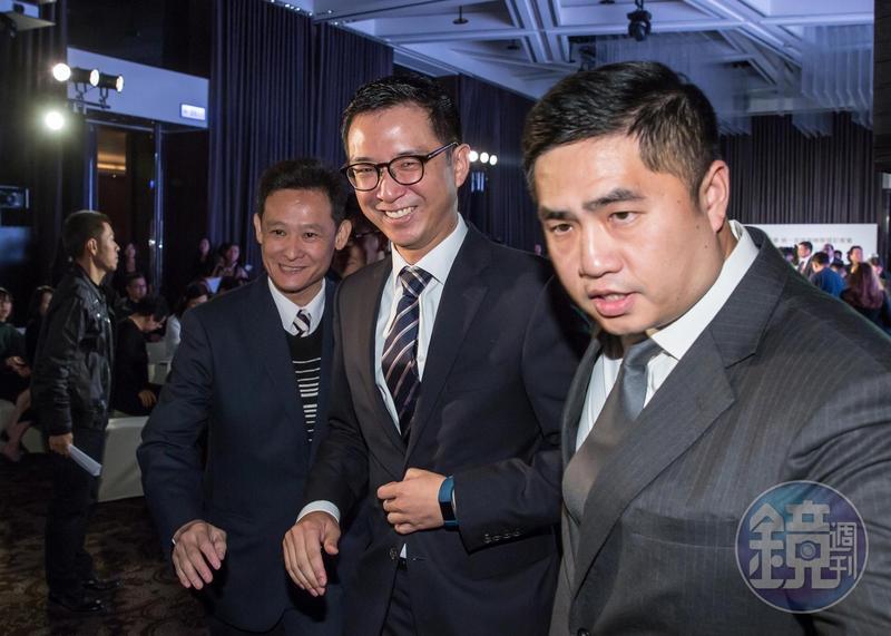 國泰小王子蔡宗翰近年積極擴大事業版圖和觸角,國泰也自營飯店。
