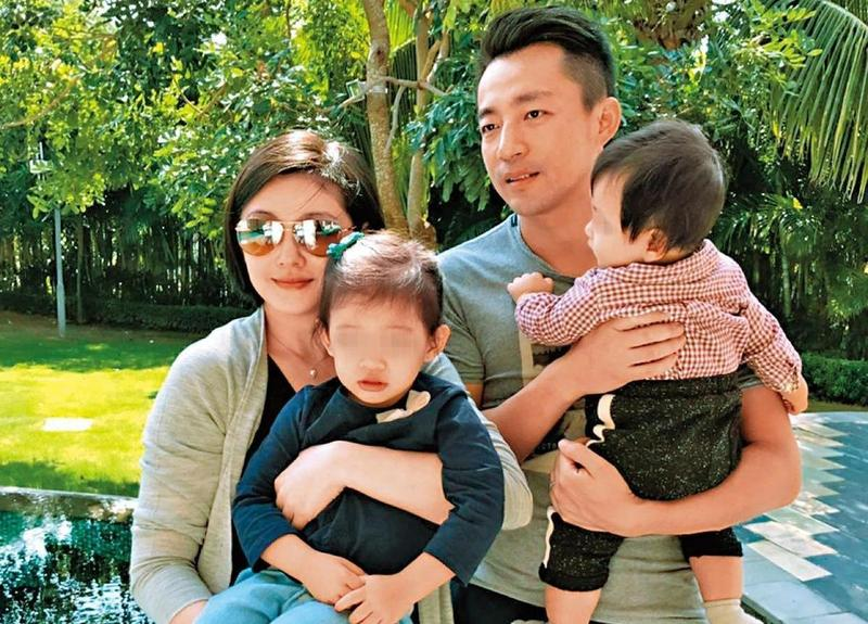大S和汪小菲準備迎接年底要出世的第三個寶寶。(翻攝自汪小菲微博)
