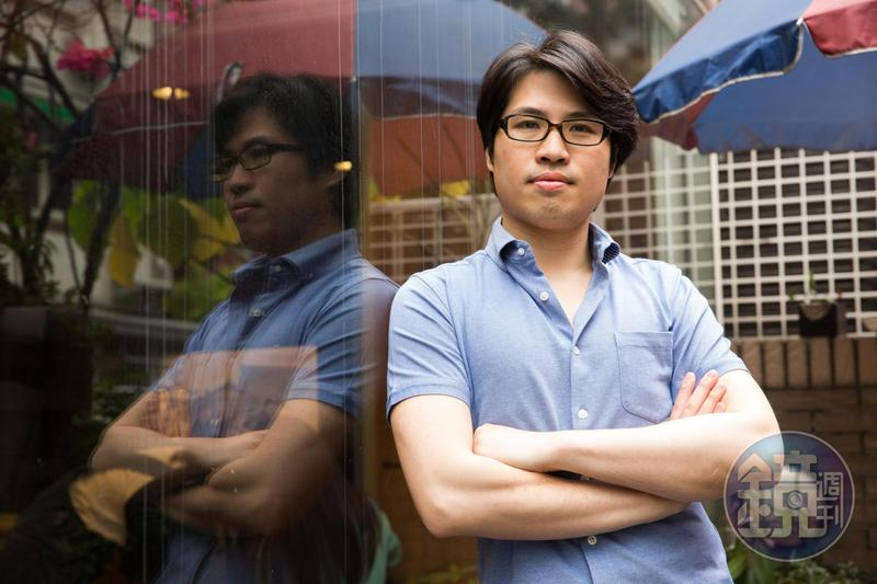 新銳導演陳鈺杰具有跨文化背景及台日兩地工作經驗。