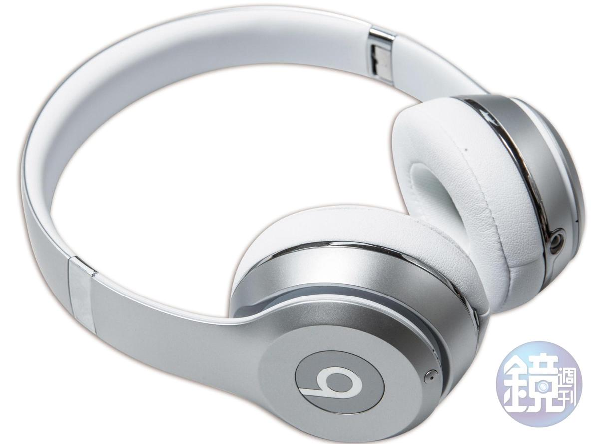 Beats Solo 3 Wireless銀色耳機,NT$9,990。