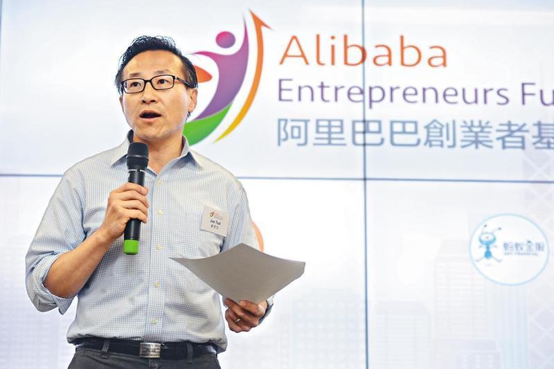 阿里巴巴集團副主席蔡崇信(圖),成功收購美國職籃NBA布魯克林籃網隊49%股權,成為台裔球星林書豪的老闆。(東方IC)