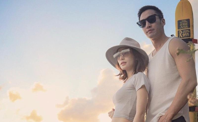 阿嬌和賴弘國即將在五月前往洛城舉行婚禮。(翻攝IG)