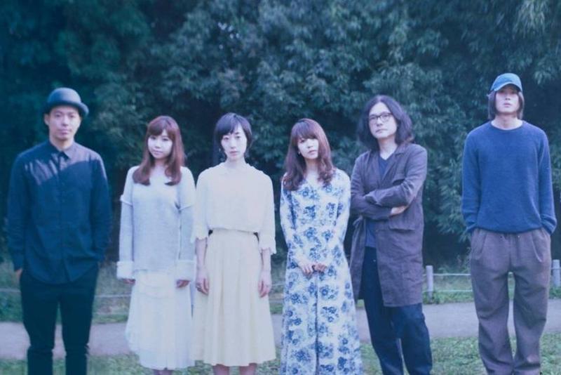 岩井俊二(右二)將與樂團 hectopascal(ヘクとパスカル)於5月26日首度來台演出。(翻攝自ヘクとパスカル臉書)