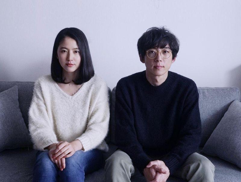 最美女神長澤雅美與理想情人高橋一生首次在電影裡飾演情侶,顏值爆表。(車庫娛樂提供)