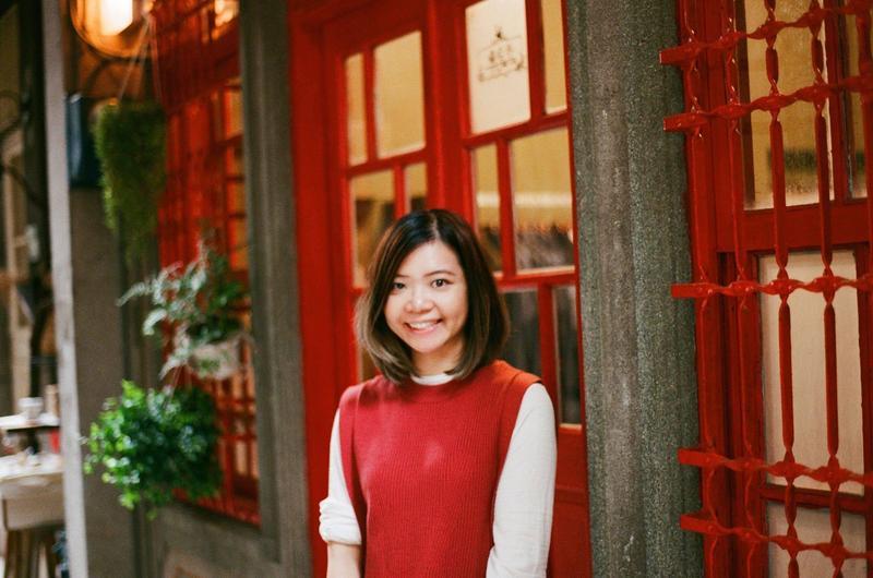 太陽花發言人黃郁芬將代表時代力量參選台北市士林北投區議員。(翻攝自維基百科)