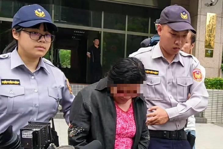 菲籍看護Eva來台工作4年,被詐騙集團吸收擔任車手。(信義分局提供)