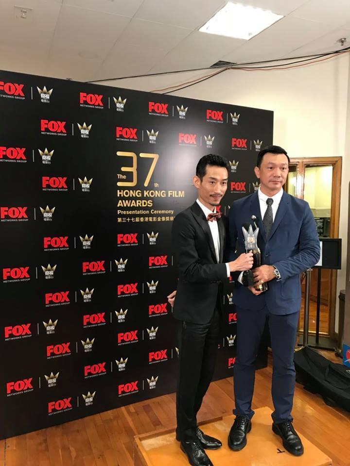 台灣電影《大佛普拉斯》,拿下香港金像獎「最佳兩岸華語電影」獎項。(翻攝自華文創臉書)