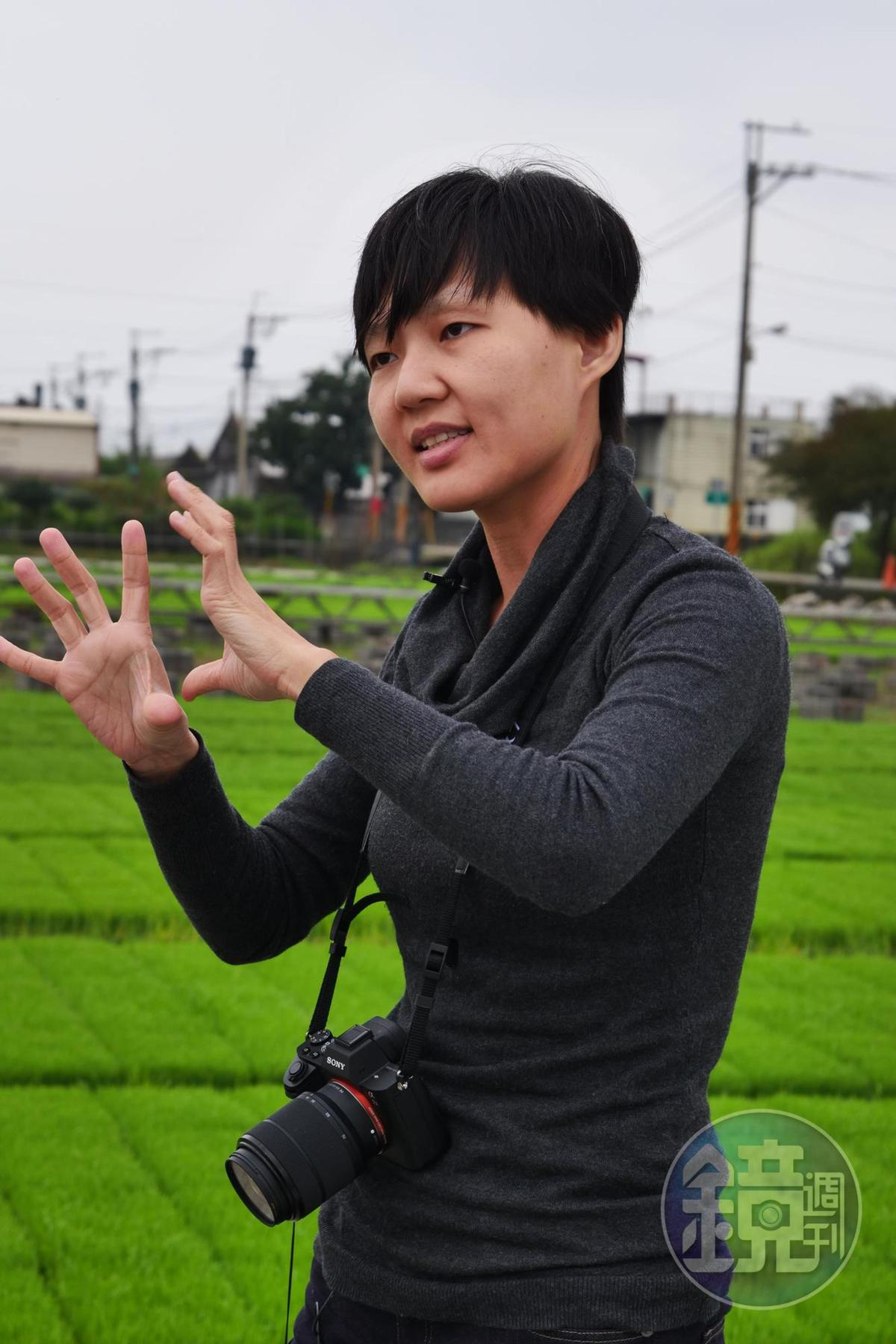 顧瑋認為,從米種、田間管理到烘碾、烹煮,全是決定好米的關鍵。