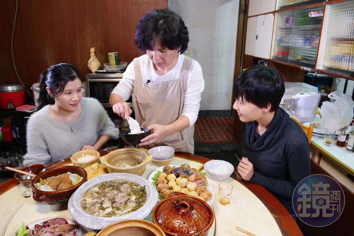 透過認真吃飯,品出米飯風味,才有機會追溯食材來源和種植方法。