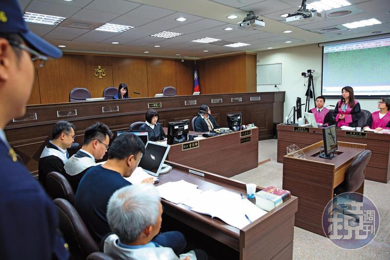 總統蔡英文表示,將推動國民法官制,並認為這是解決現狀的最快方式。