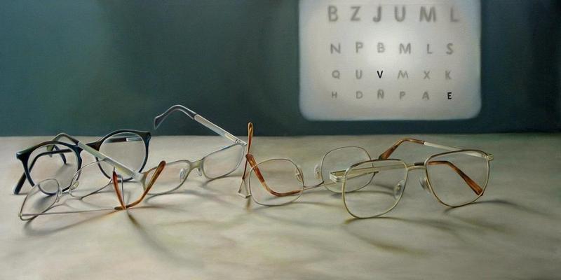 這款眼藥水是「一種糾正頑固視力問題的全新觀念。」
