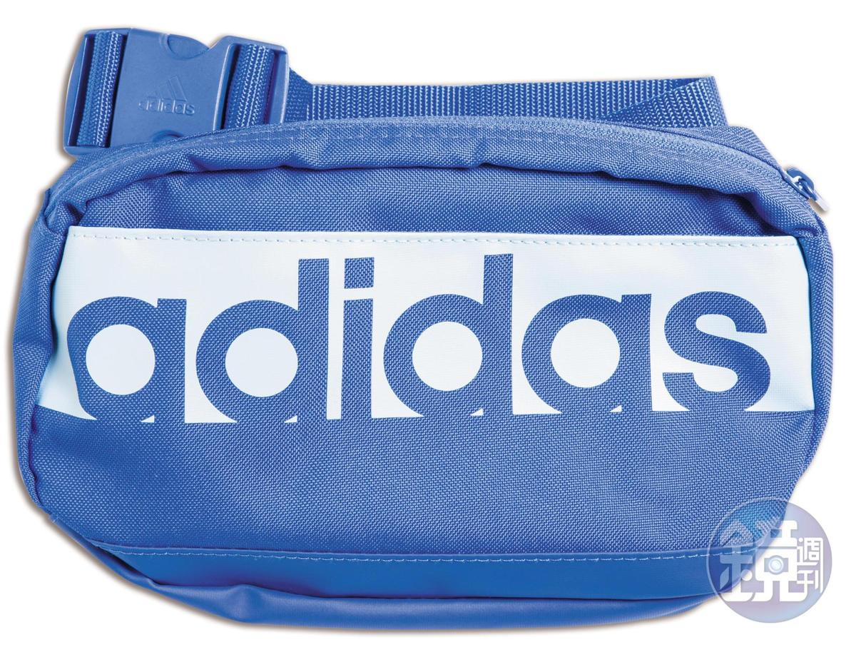 adidas腰包,約NT$900。