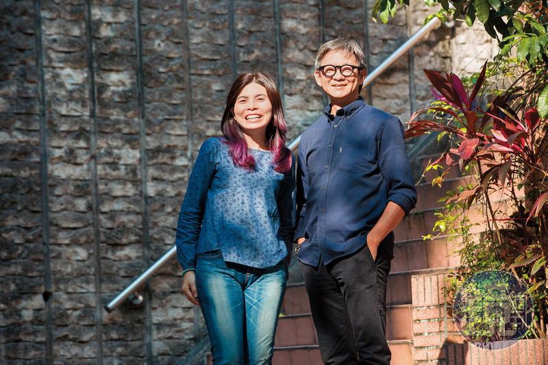 導演曹瑞原(右)與編劇施如芳(左)日前宣布接拍《傀儡花》,目前正埋頭前製工作,預計明年3月開拍。